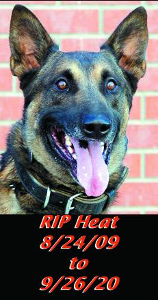 Heat RIP